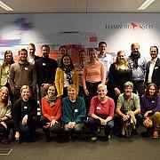 Unsere Teilnehmer beim Roundtable in Hamburg im Herbst 2018