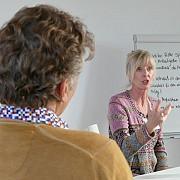 Unser WRE Gesundheitscoach Silvia Astfalk gibt Ideen, wie Gesundheit in Tourismusunternehmen gefördert werden kann.